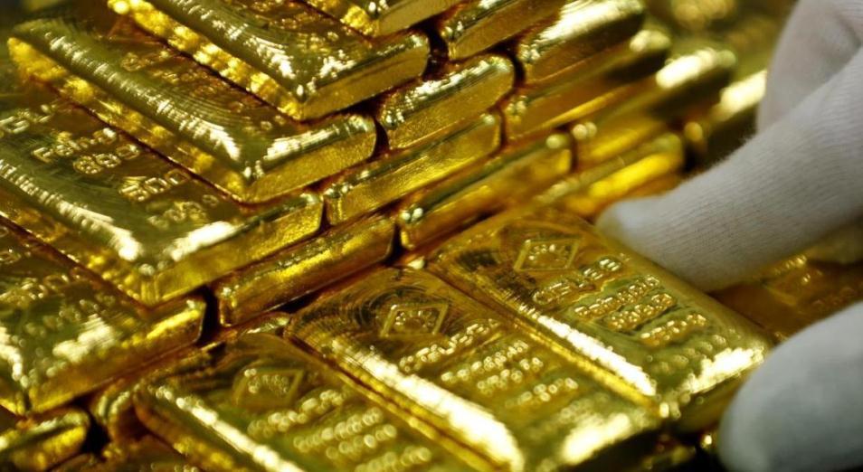 Объём золота в резервах Нацбанка достиг нового рекорда