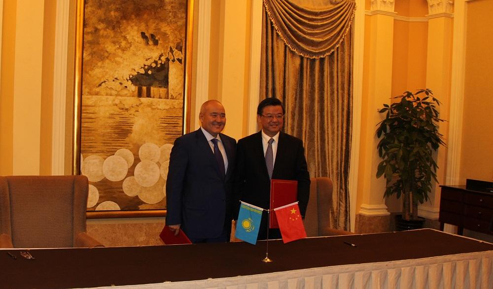 20 видов сельхозпродукции Казахстана намерены экспортировать в Китай в ближайшие годы