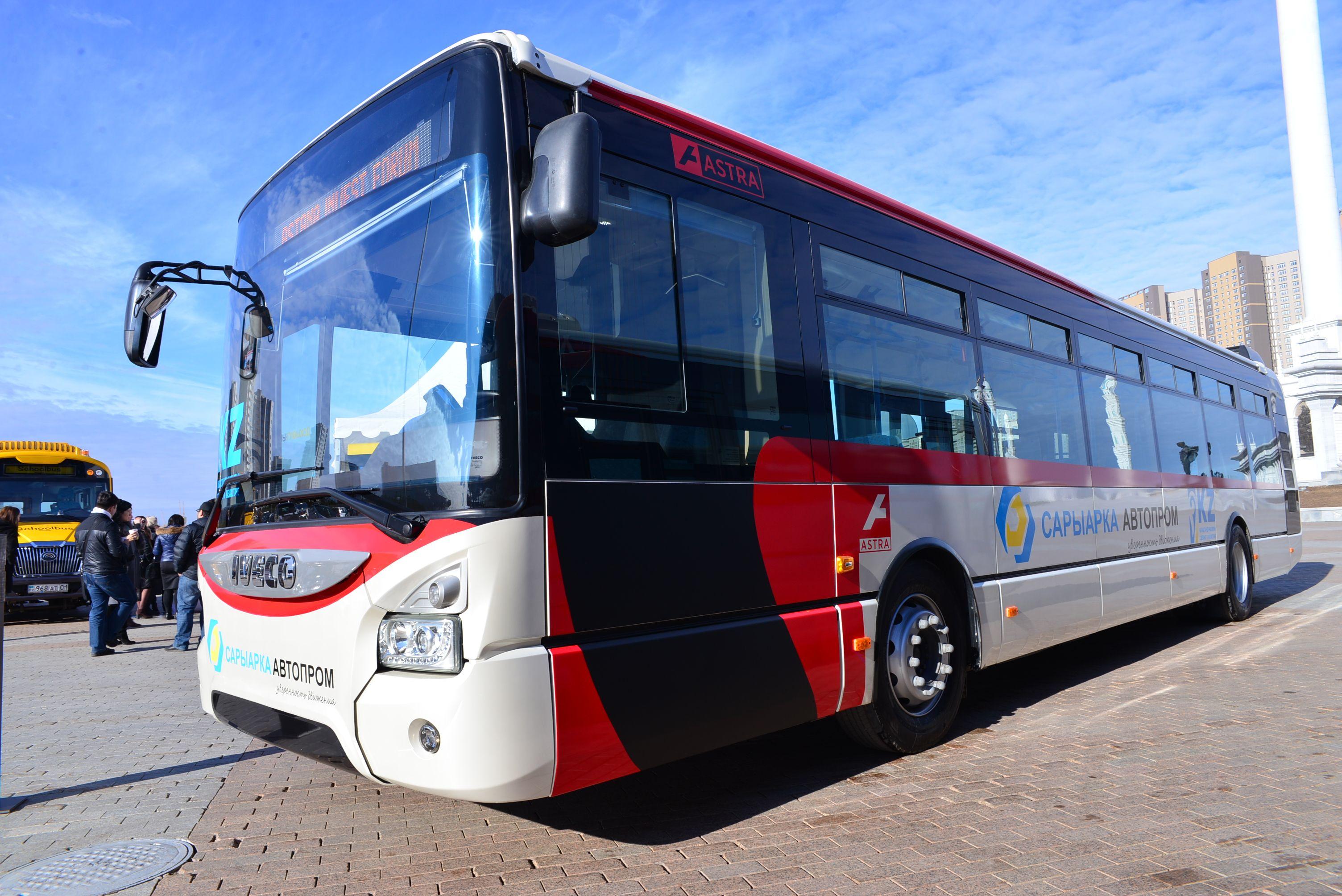 Astana LRT запустили новый пригородный маршрут