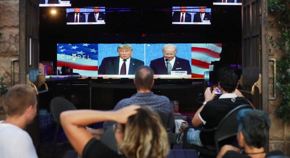 Волатильность на рынке в преддверии выборов в США растет
