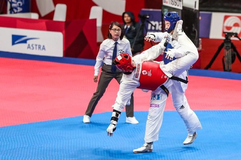Девятая медаль на Азиаде – Жансель Дениз завоевала серебро