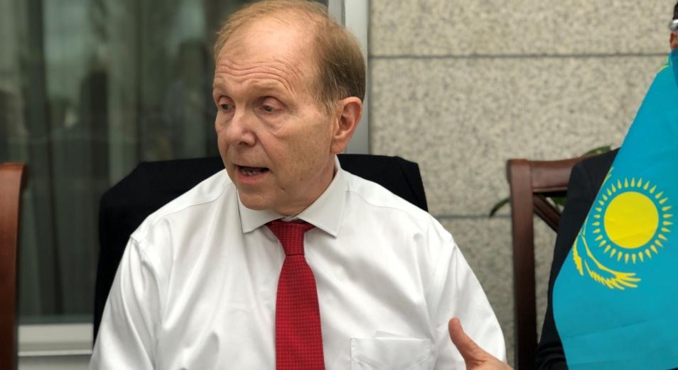 Уильям Мозер: «Решение сирийского конфликта находится в ООН»