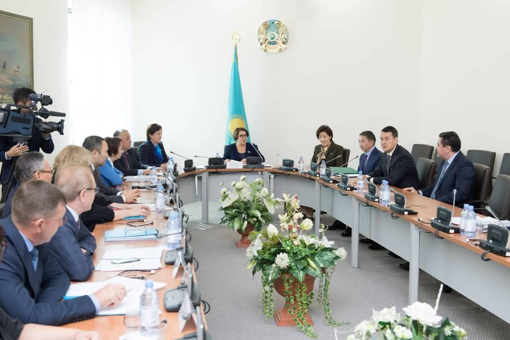 Мажилис РК согласовал кандидатуру министра финансов