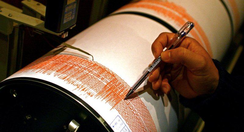 Землетрясение произошло в 729 км от Алматы