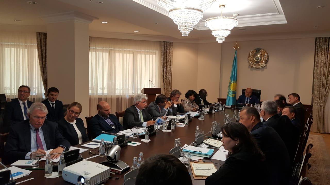 Всемирный банк готов выделить Казахстану около 500 млн долларов на развитие животноводства