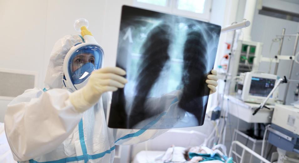 Об амбулаторном лечении поражения легких при КВИ