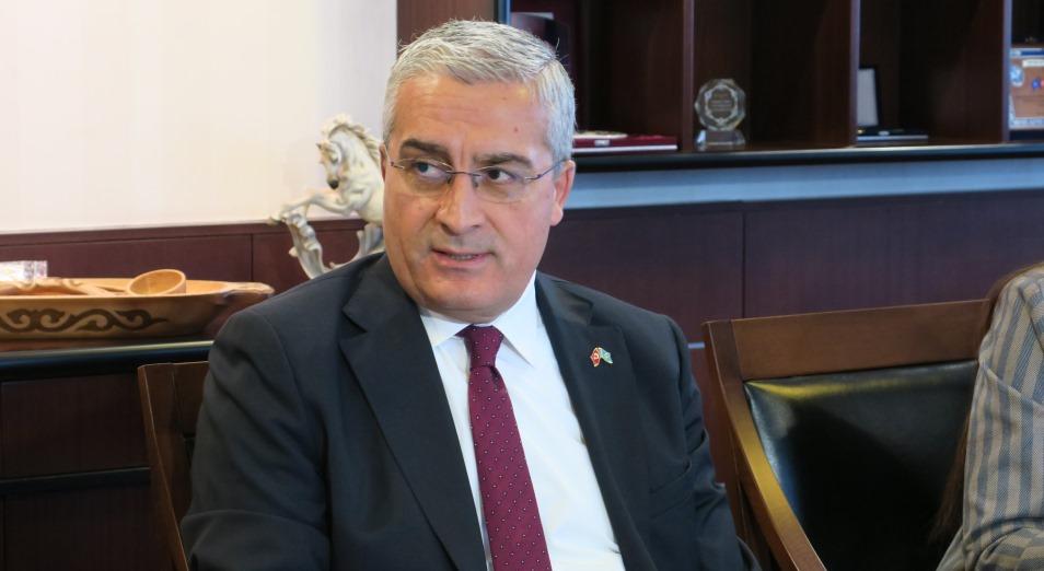 Посол: «Турция не будет терпеть присутствие террористов рядом с ее границами»