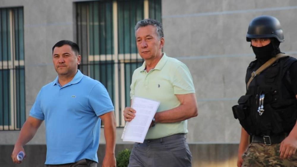 Экс-глава администрации Атамбаева арестован по обвинению в захвате заложников