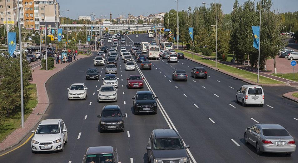 Астанада қанша мың желікпе жүргізуші бары белгілі болды