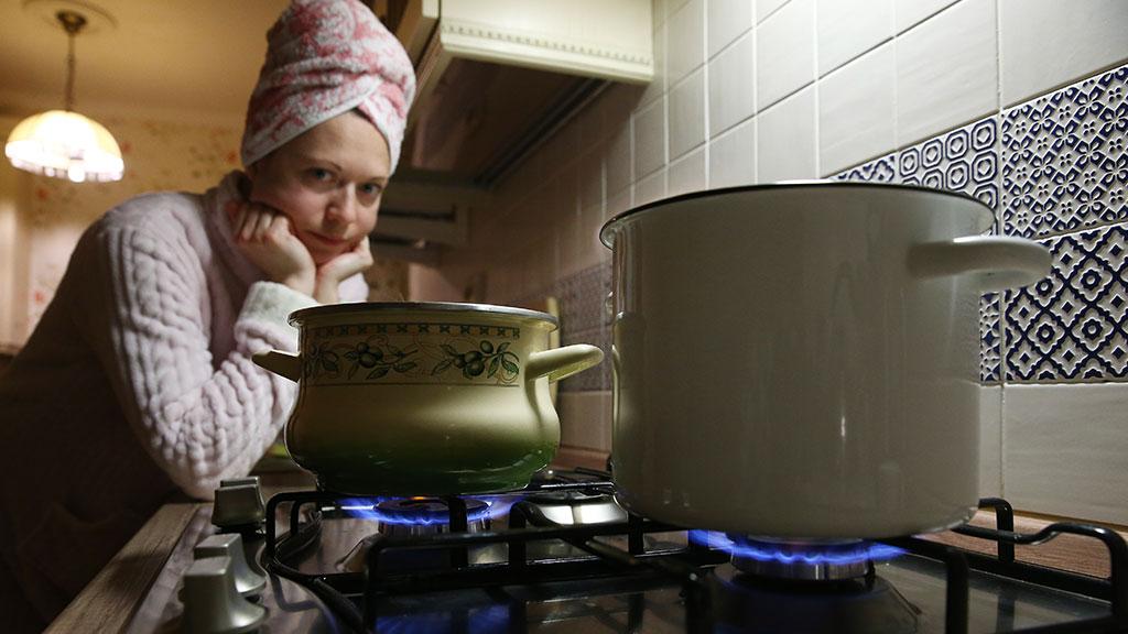 В нижней части Алматы временно отключат горячую воду