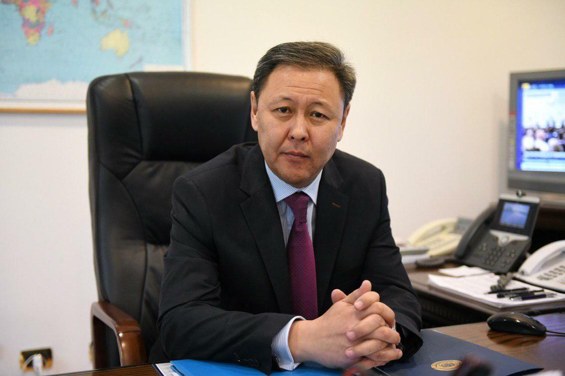 Посол Казахстана в Иордании возглавил представительства республики в Ираке и Палестине по совместительству