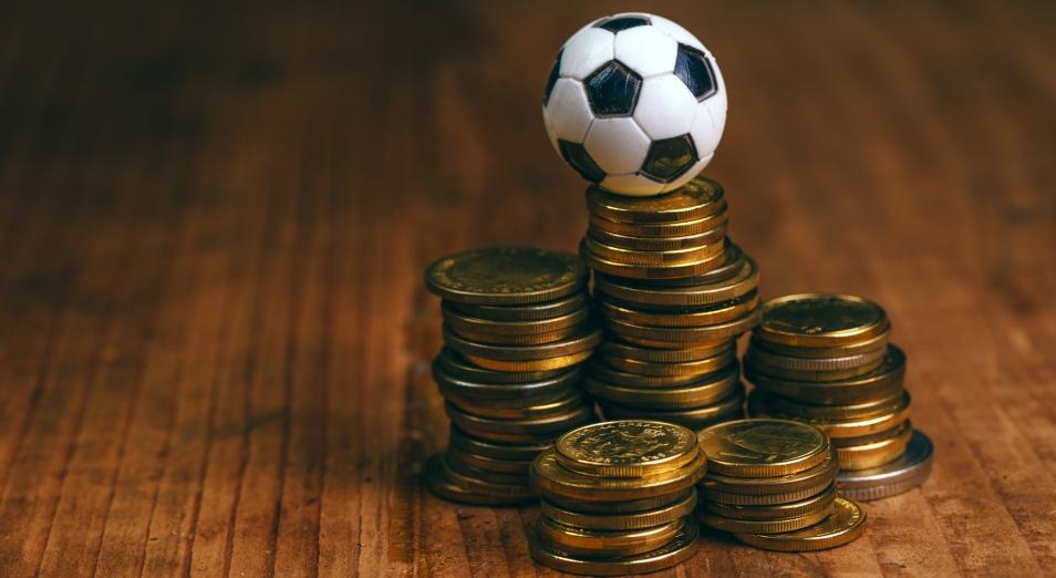 Зарплаты спортсменов появились в общем доступе