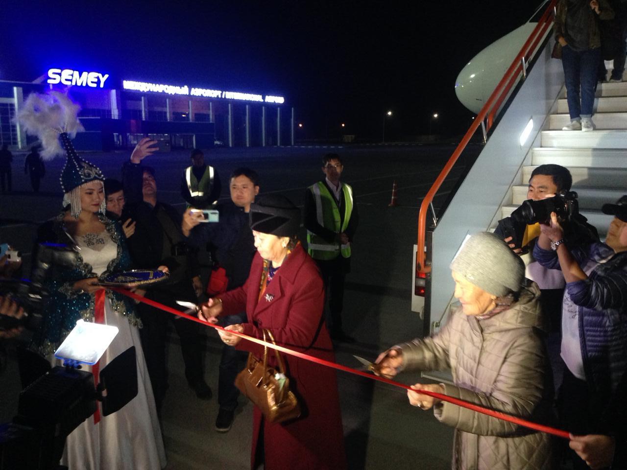 FlyArystan открыл десятое по счету авиасообщение
