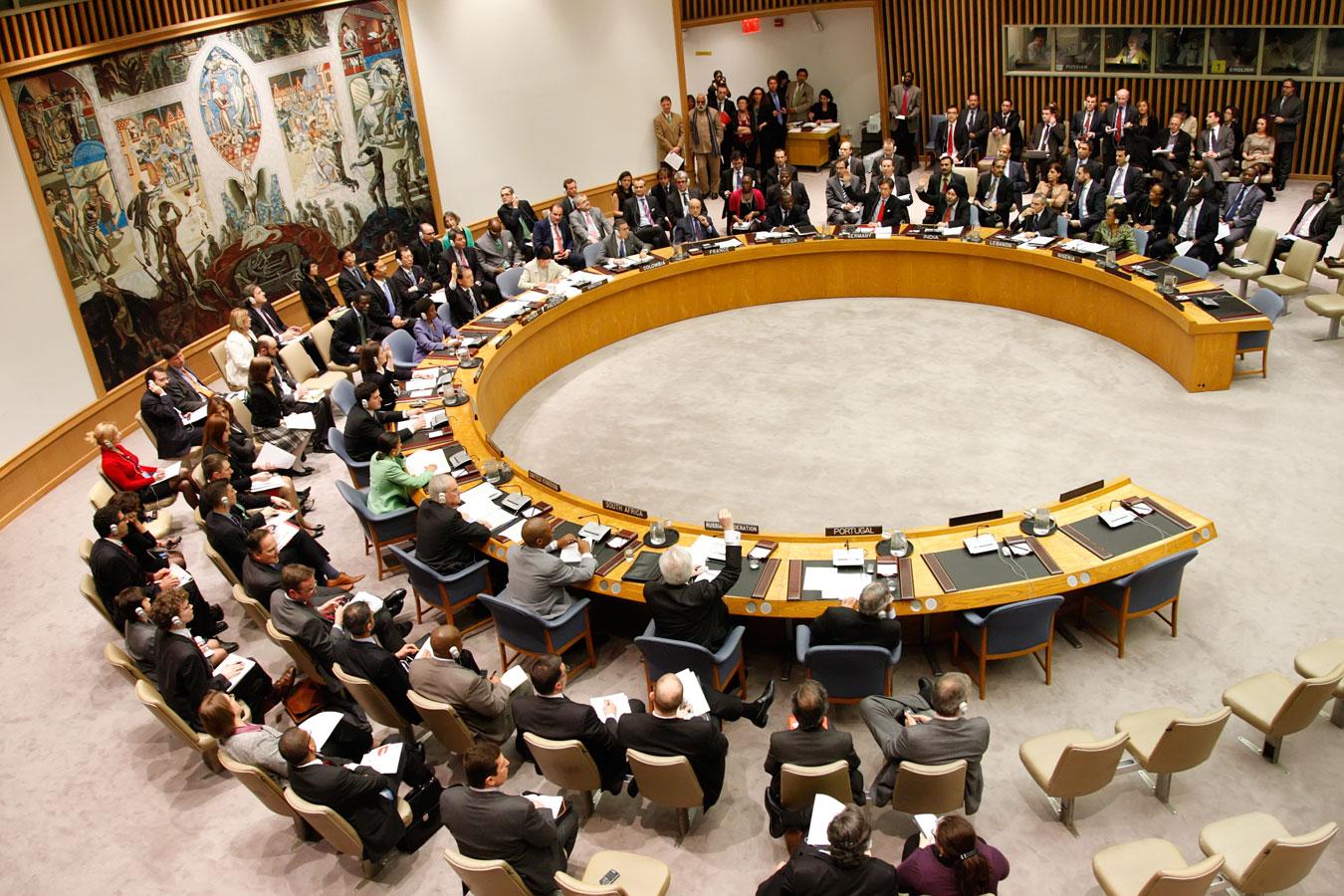 Проект резолюции об оружейном эмбарго в отношении Ирана будет вынесен на рассмотрение СБ ООН в пятницу