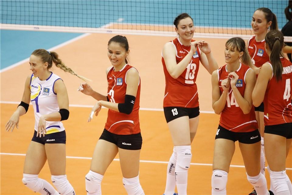 Женская команда Казахстана по волейболу проиграла в четвертый раз подряд на ЧМ