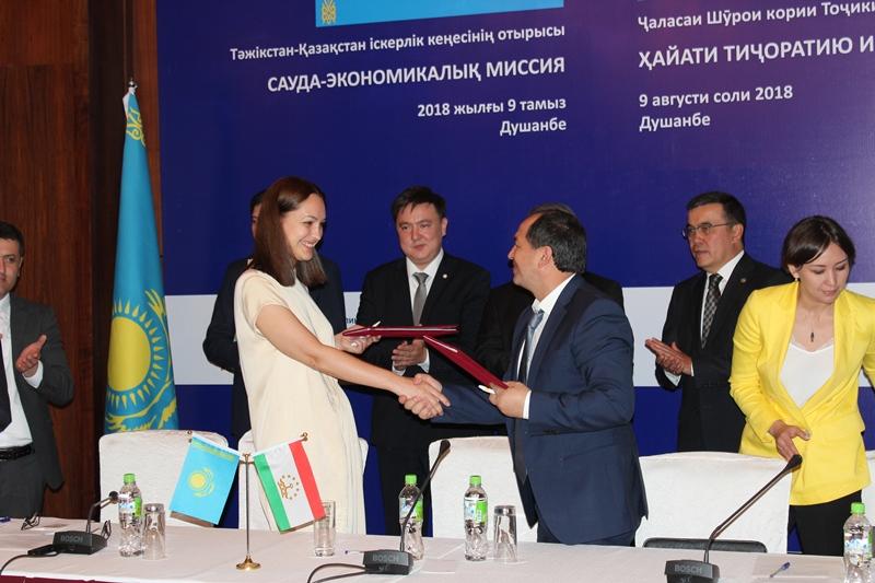 У АО «ГК «Аллюр» появился официальный дилер в Таджикистане