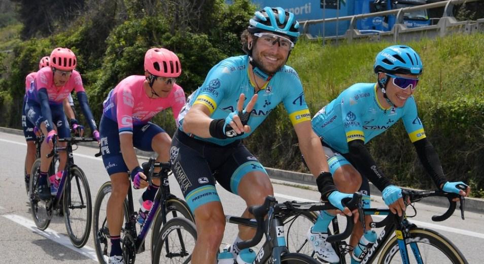 «Джиро д'Италия»: Astana Pro Team готовит Лопеса ко второй «разделке»