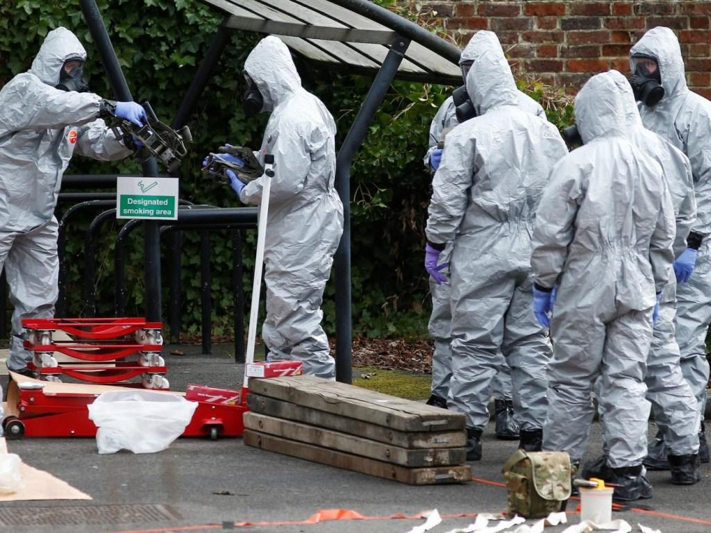 Эксперты ОЗХО подтверждают версию Лондона о применении «Новичка» в Эймсбери – британский МИД
