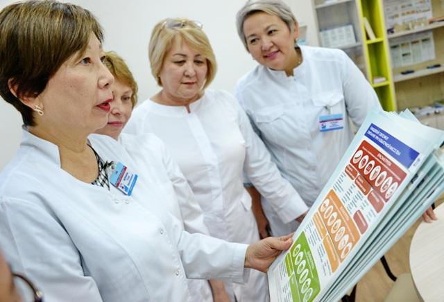 В Павлодаре открылся диабетологический центр