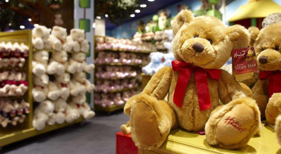 Казахстан закупил импортных игрушек на $160,6 млн