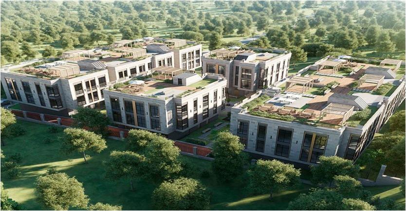 В Алматы ввели в эксплуатацию дома в шести жилых комплексах