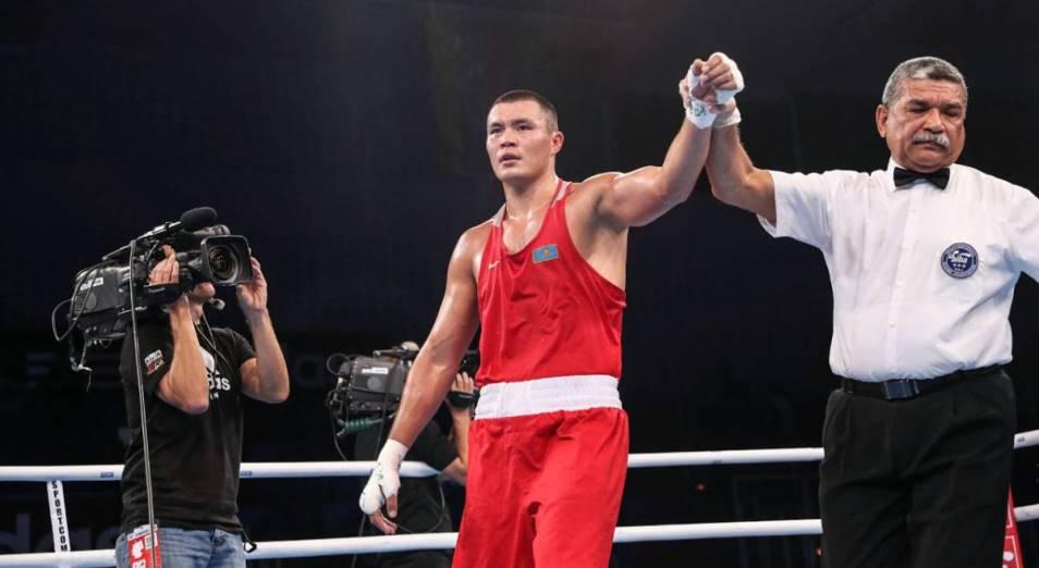Кункабаеву понадобится второй бой в профи
