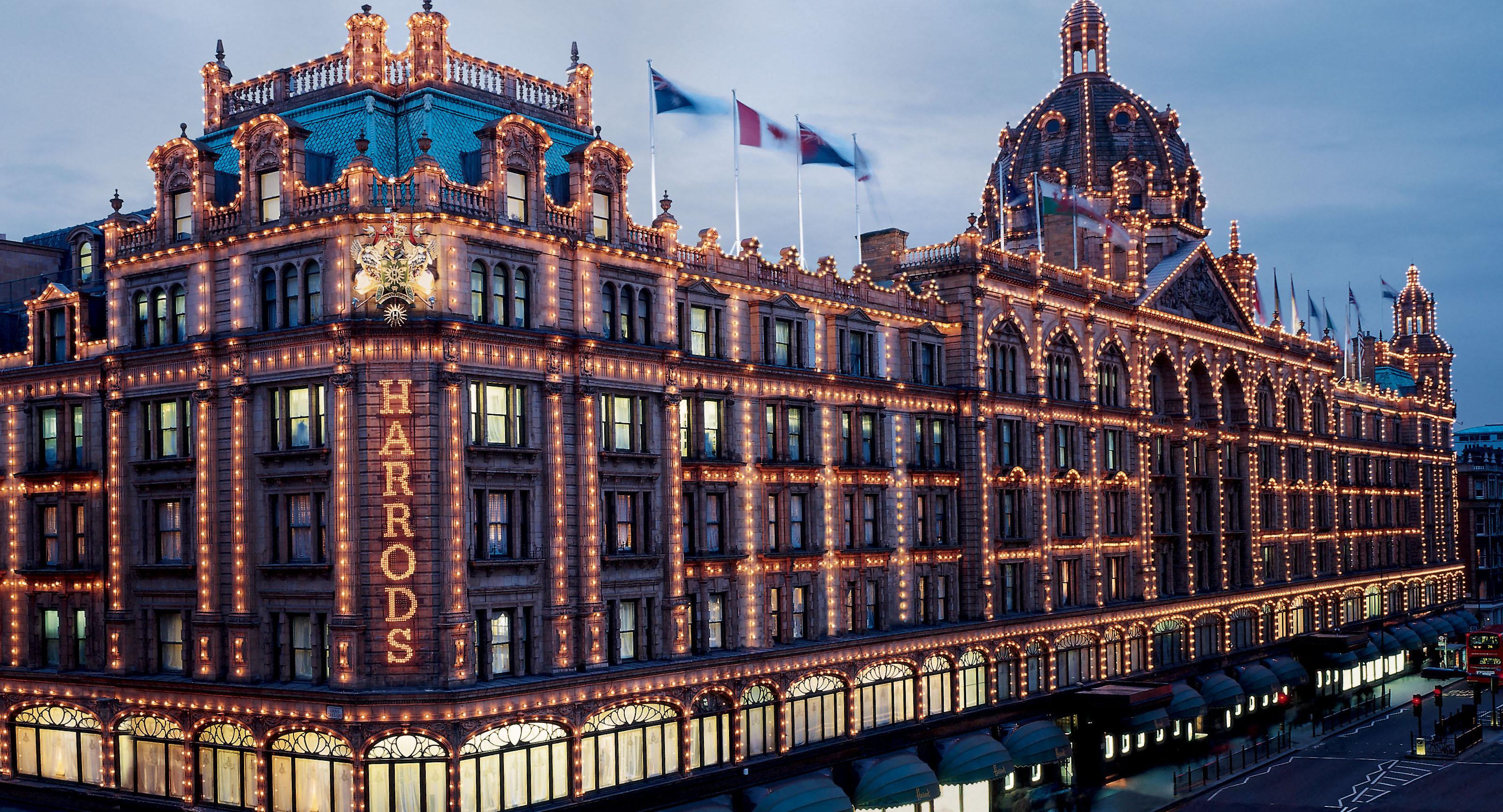 Знаменитый лондонский универмаг, полюбившийся Фрейду и принцессе Диане, перестрахован в СК «Евразия»
