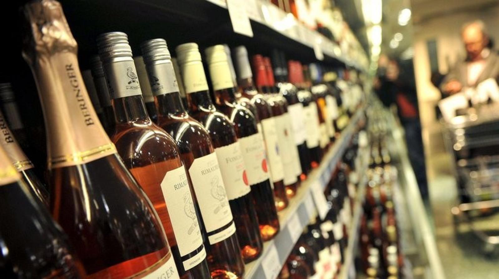 За девять месяцев из нелегального оборота в России вывели более 52 млн бутылок алкоголя
