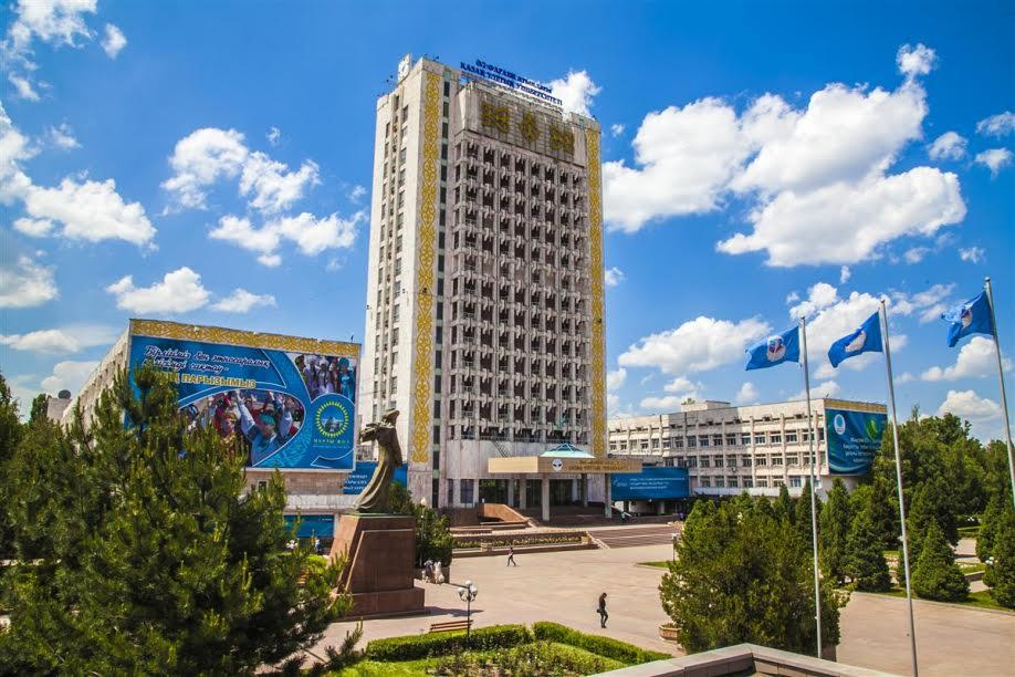 КазНУ стал лучшим из вузов Центральной Азии в рейтинге ТНЕ
