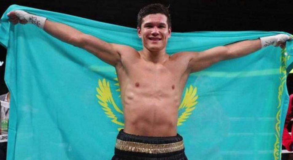 «Казахский гром» остается непобежденным