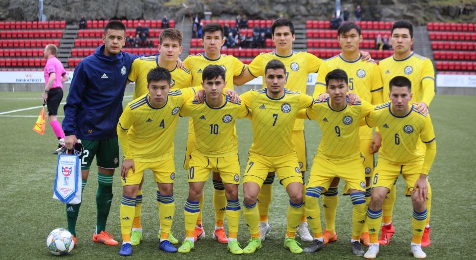 Казахстан стартовал с победы в отборе молодежного Евро-2021