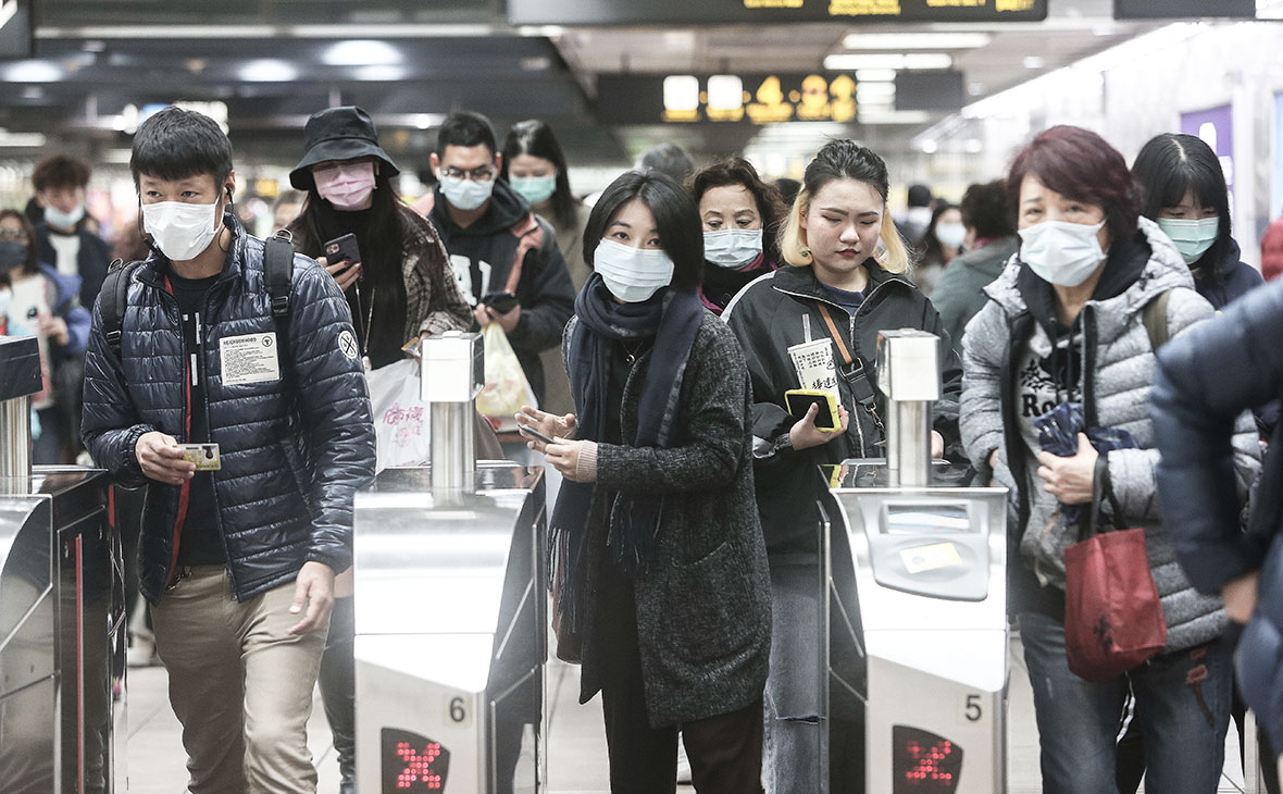 Распространение коронавируса ускоряется в ряде стран Азии