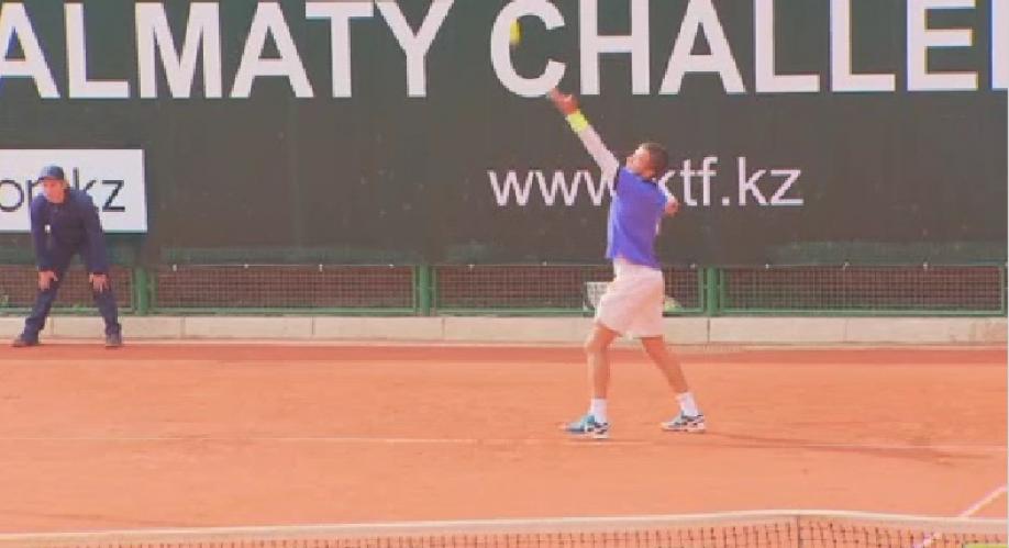 Определились победители и призёры турнира ATP Almaty Challenger