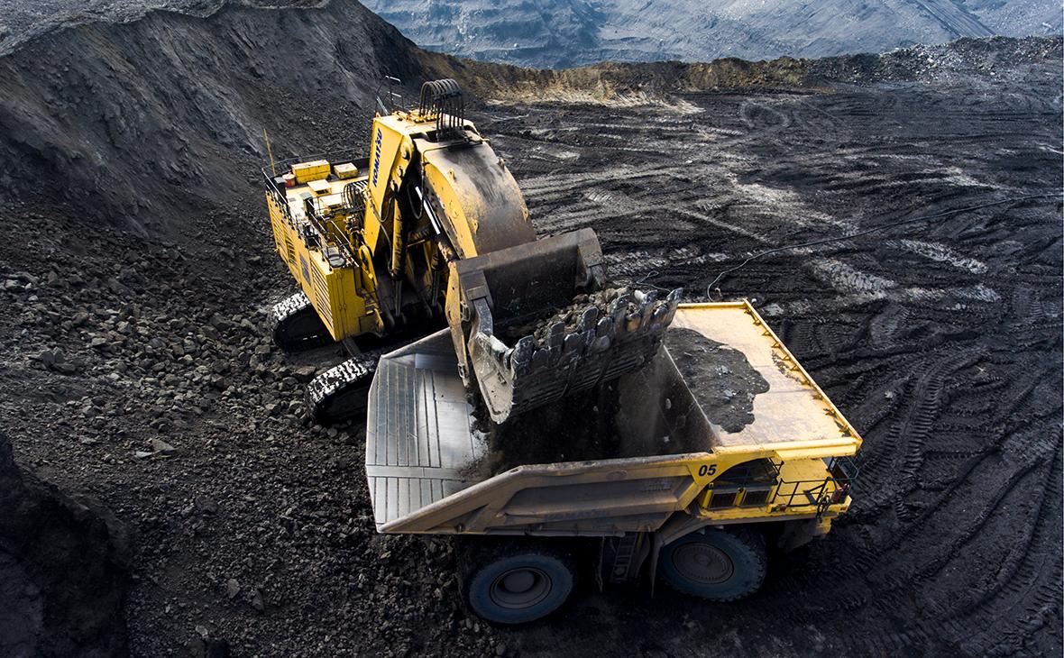За полгода добыча угля и угольного концентрата выросла до 55 млн тонн