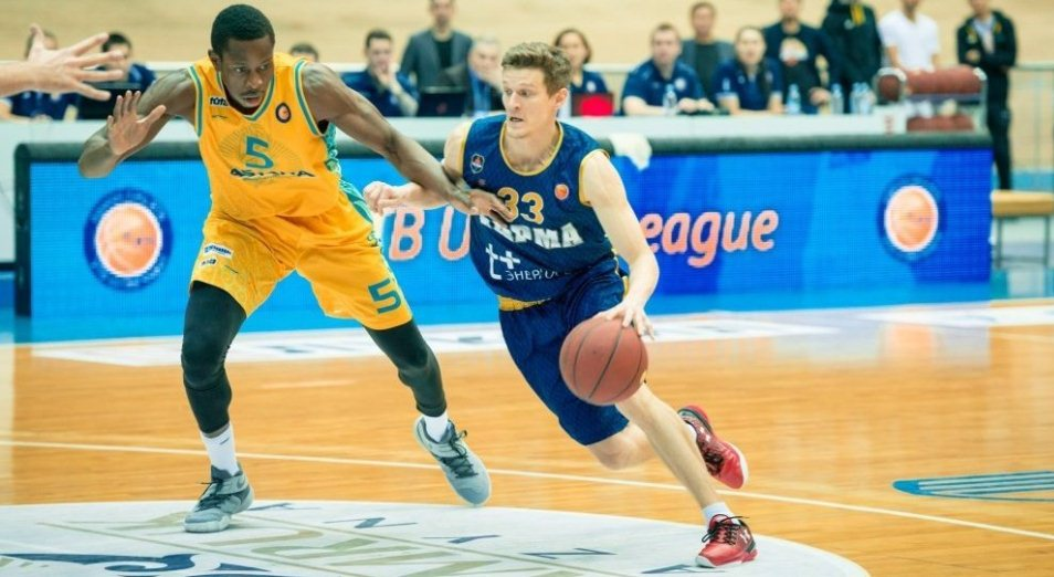 Единая Лига ВТБ: «Астана» поднялась на пятое место