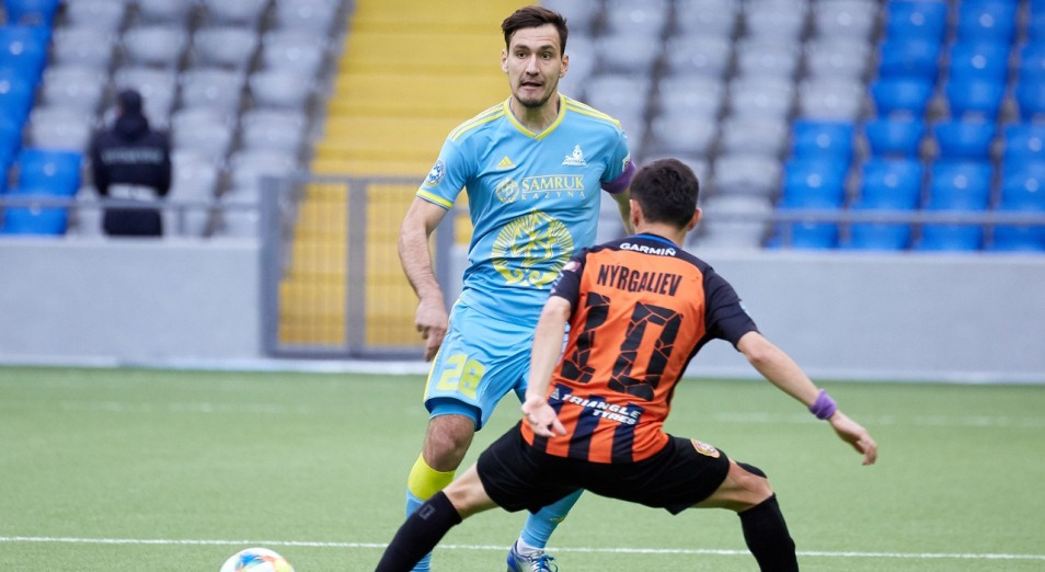 Чемпионат Казахстана: «Астана» дает пропуск наверх «Кайсару» и «Тоболу»