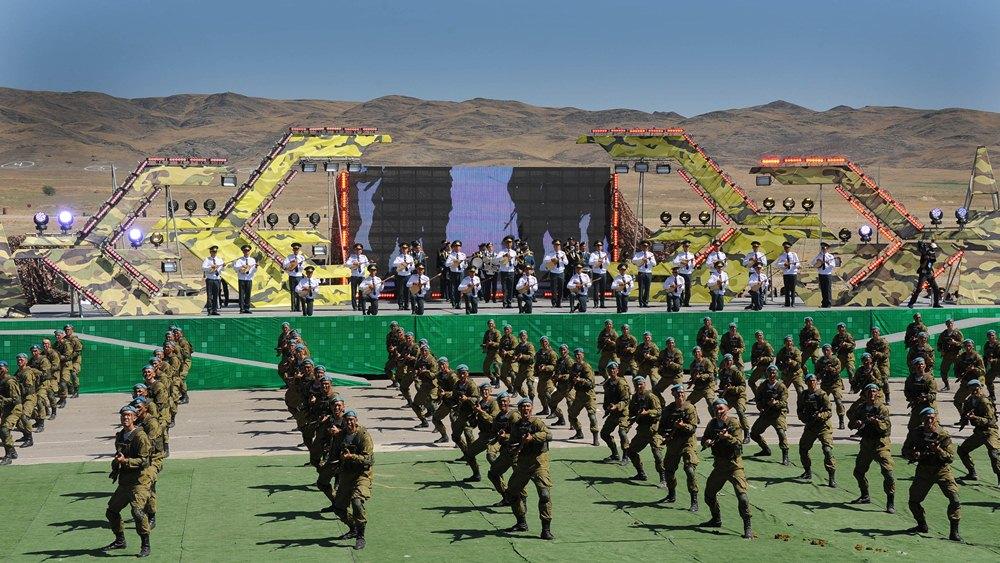 Тактико-специальное международное учение «Поиск-2018» стартовало в Казахстане