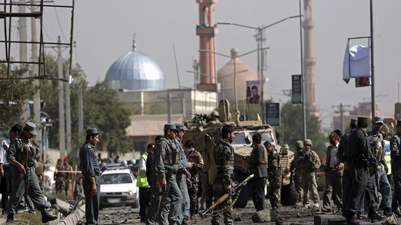 Касым-Жомарт Токаев выразил соболезнования афганскому народу в связи с гибелью людей в теракте