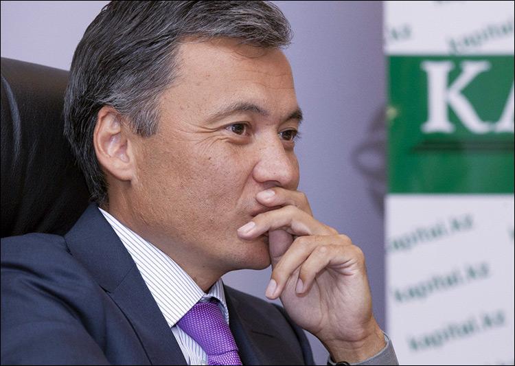 Жомарта Ертаева повторно задержали в Москве