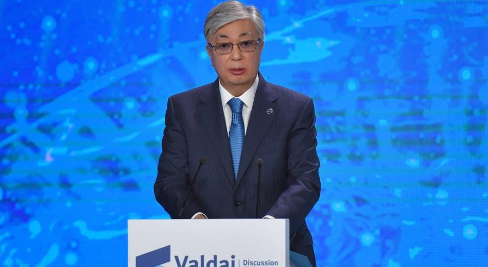 Казахстан предлагает наполнить концепцию «Большой Евразии» идеологическим содержанием