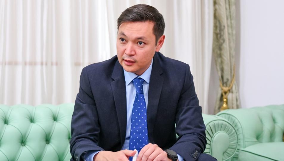 Алмас Айдаров: «Ежегодно в Казахстан заходит 50-60 проектов с иностранным участием»