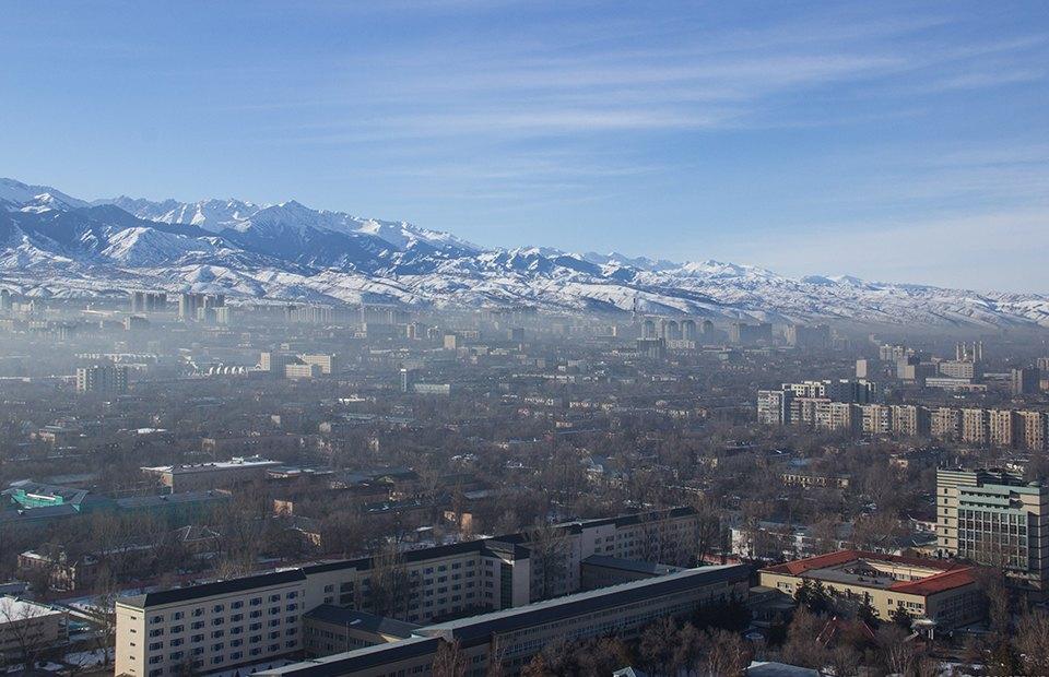Алматының ауа сапасын бақылау жүйесі көбейеді