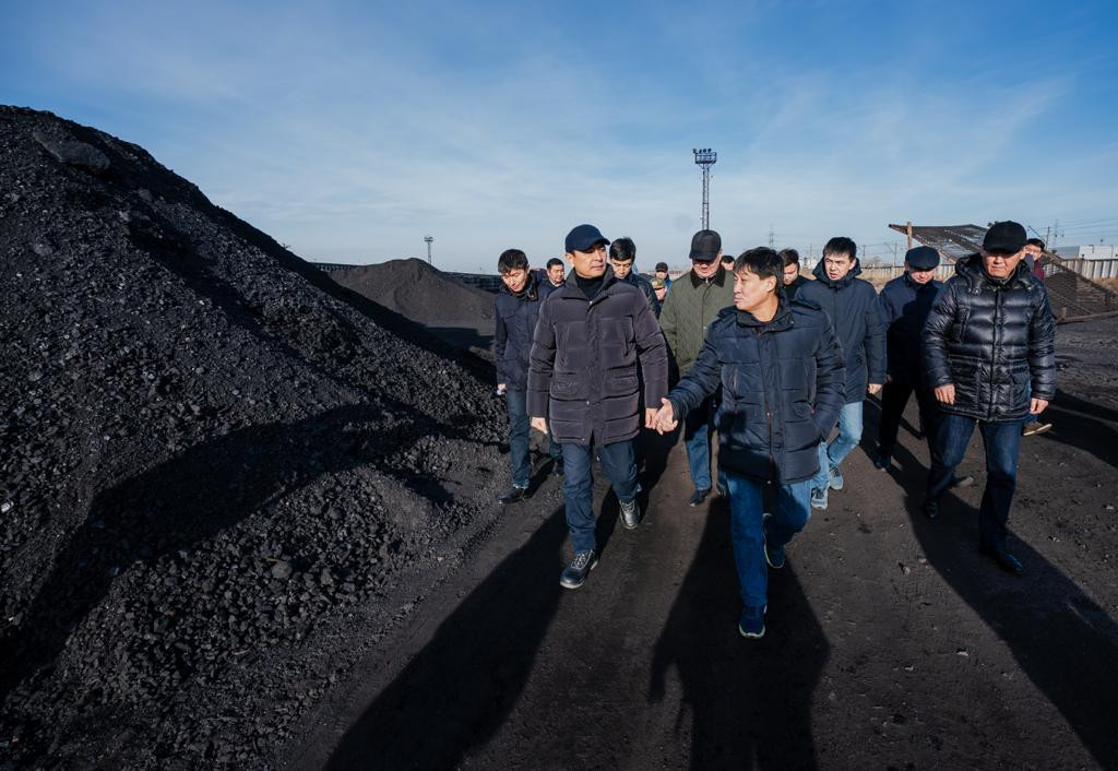 Ажиотажа на угольных тупиках столицы нет