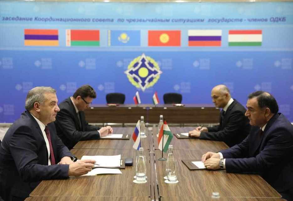 Координационный совет по ЧС стран ОДКБ соберется в Алматы на следующей неделе