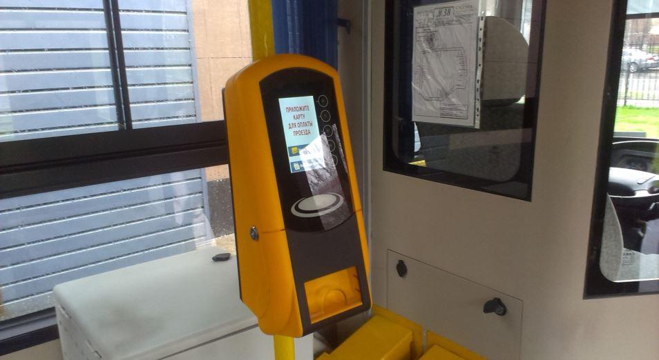 В ВКО экспериментируют с системой электронного билетирования