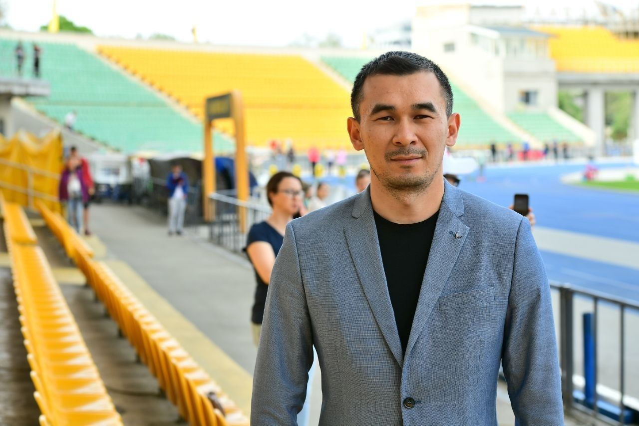 Ерлан Ибраим сложил с себя полномочия главного тренера РК по легкой атлетике