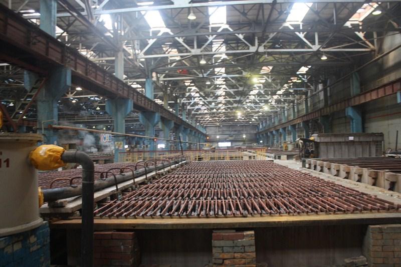На медеплавильном заводе в Жезказгане обрушились металлоконструкции и плиты перекрытия