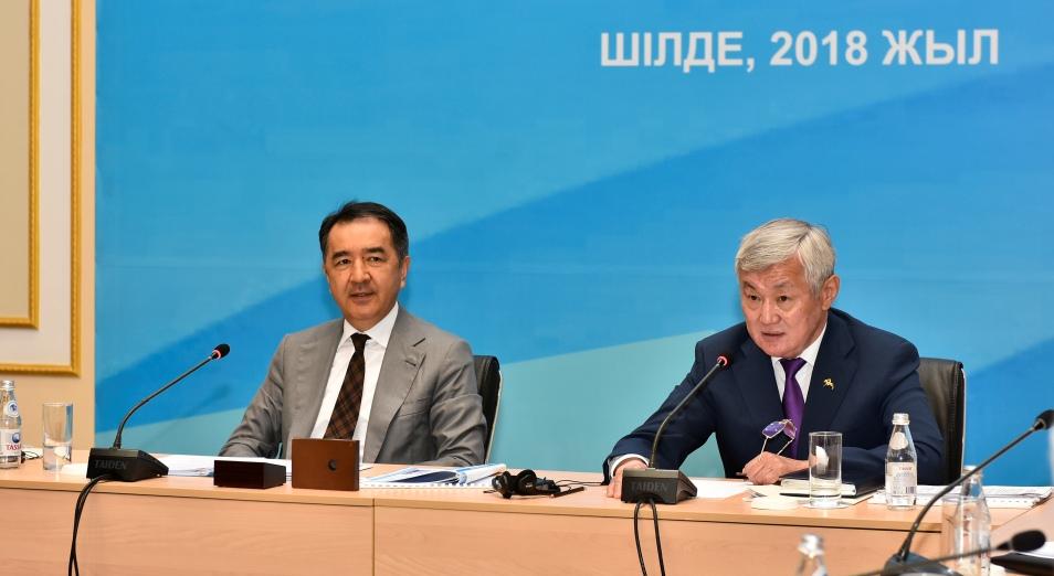 Сапарбаев нашел инвестора для четвертого НПЗ