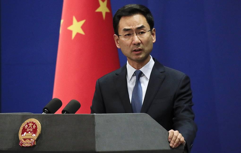 МИД Китая не подтвердил информацию о защите Пекином закона об экстрадиции в Гонконге.