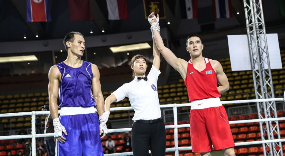 ЧА-2019: мужская сборная Казахстана сохраняет шансы на первое место